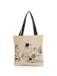 Aurora Decorari Moomin Gobelin Big Bag Fest 003BB