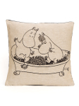 Aurora Decorari Moomin Gobelin Cushion Cover Bathtub 006CH