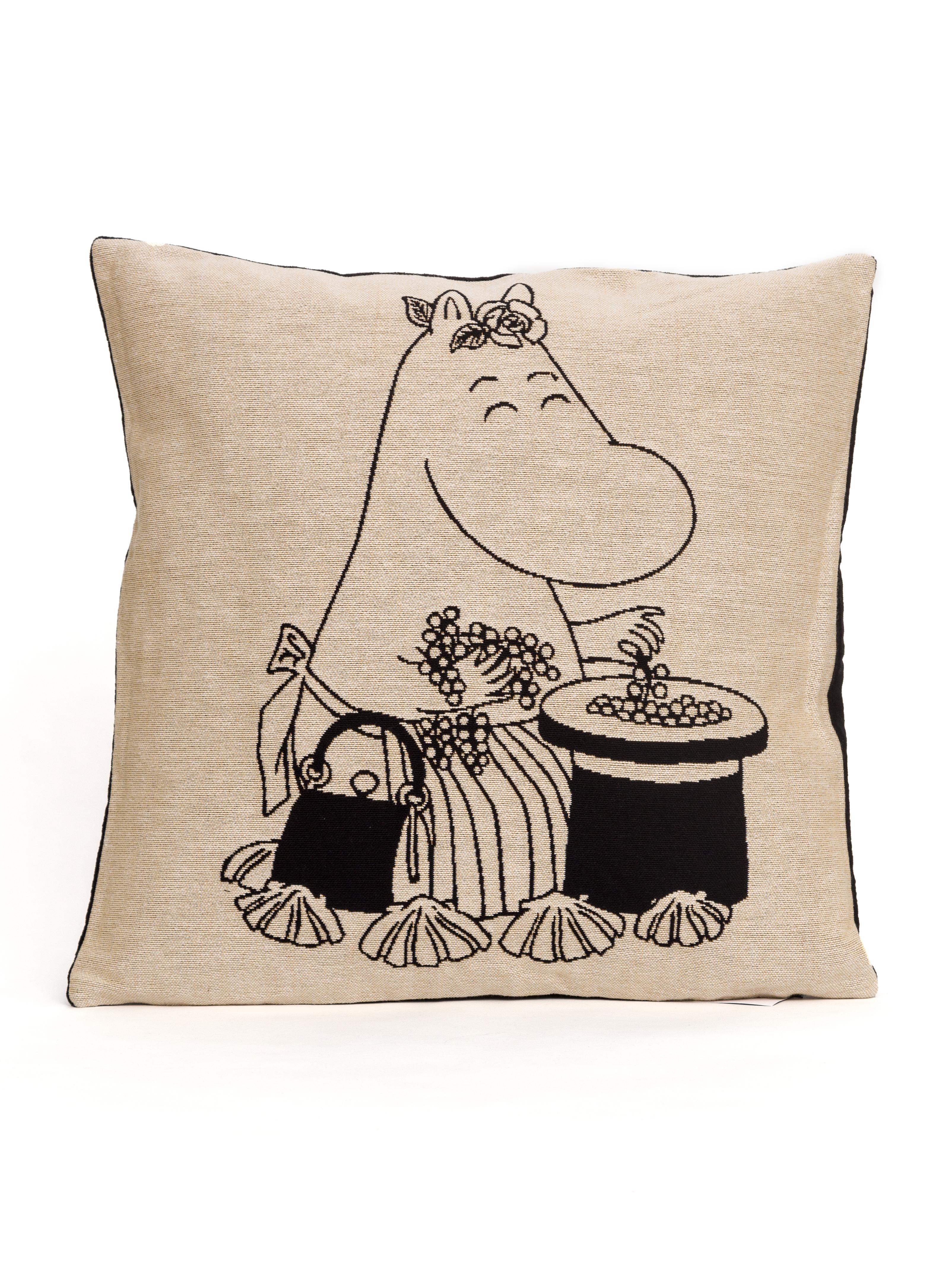 Aurora Decorari Moomin Gobelin Cushion Cover Moominmamma 008CH