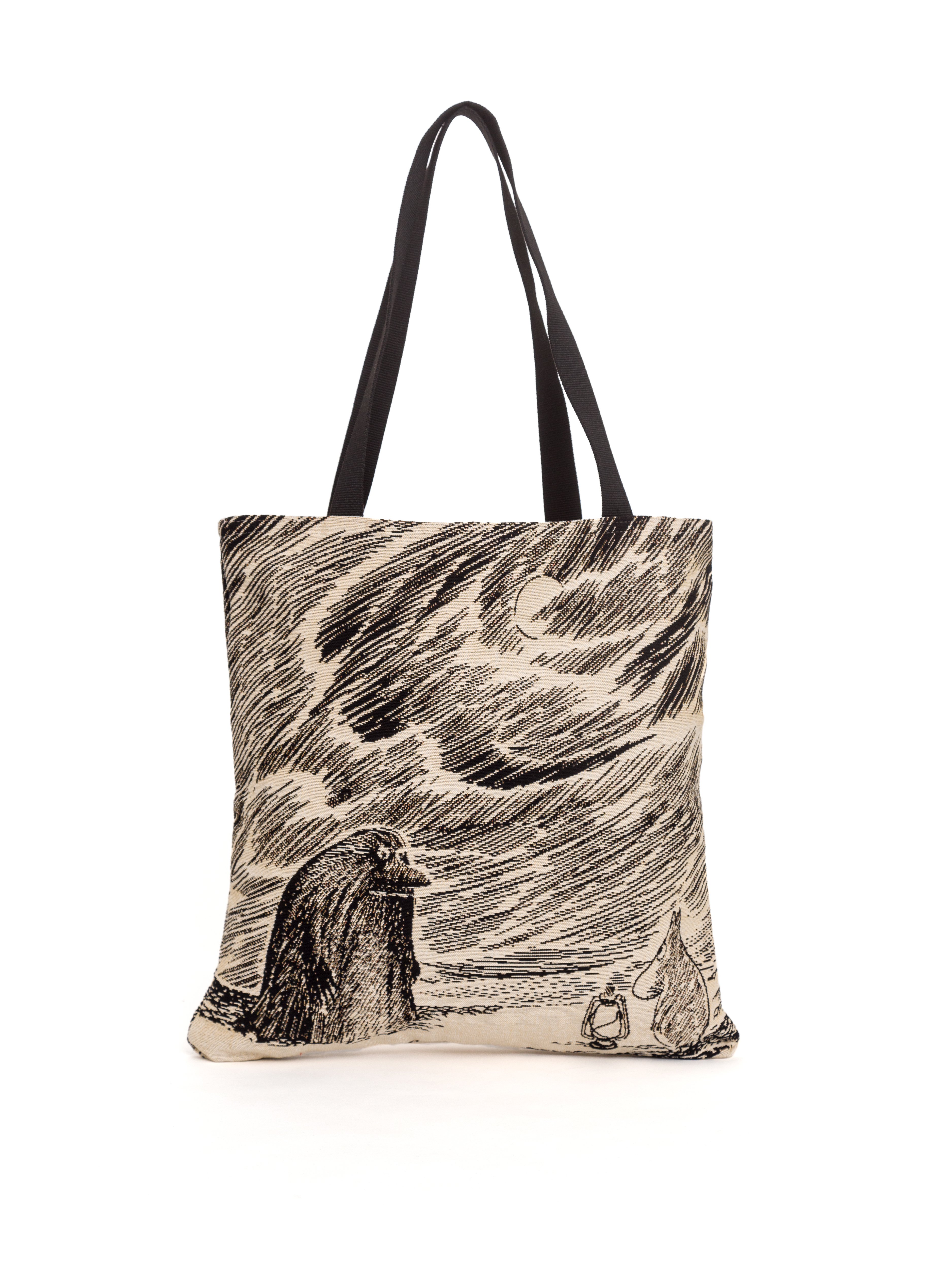 Aurora Decorari Moomin Gobelin Big Bag The Groke 011BB