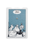 Aurora Decorari Xmas Disc w 6 languages 049TDMX Snorkmaiden