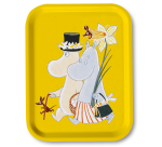 OPTO Tray 27x20 Moomin Easter Yellow