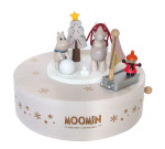 Arctic Hall Music box-Moomin winter