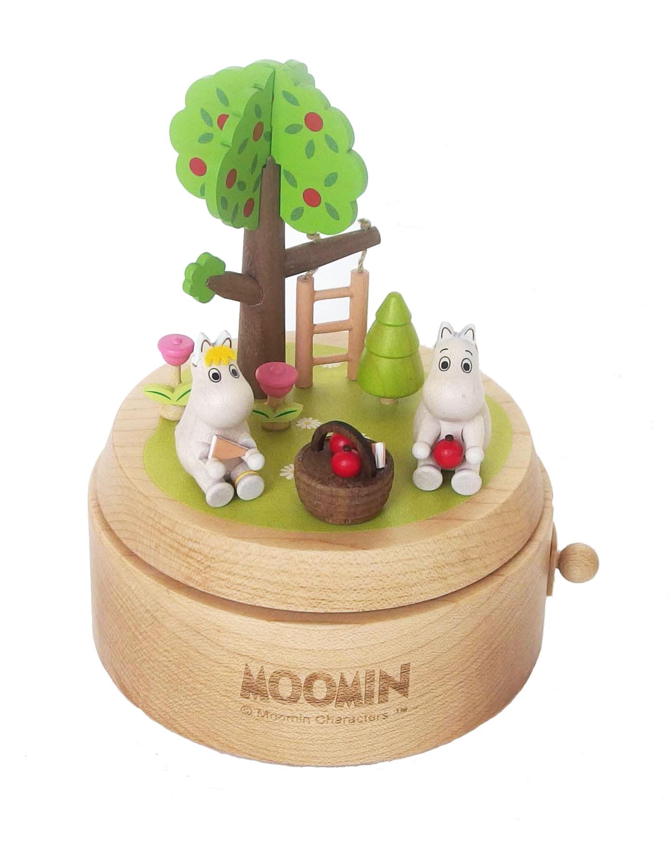 Artic-Hall Music box-Moomin picnic