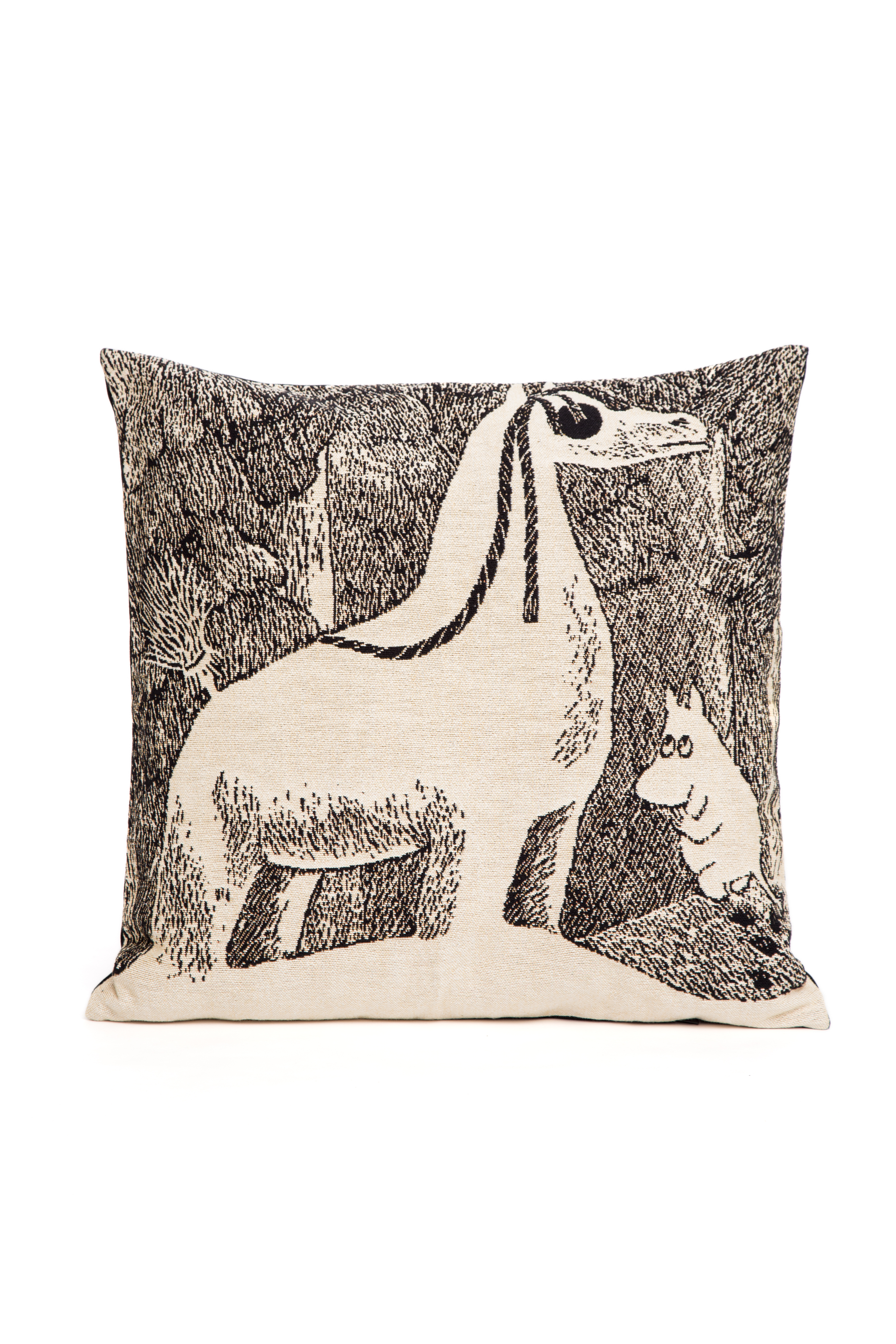 Aurora Decorari Moomin Gobelin Cushion Cover 110CH SNOWHORSE