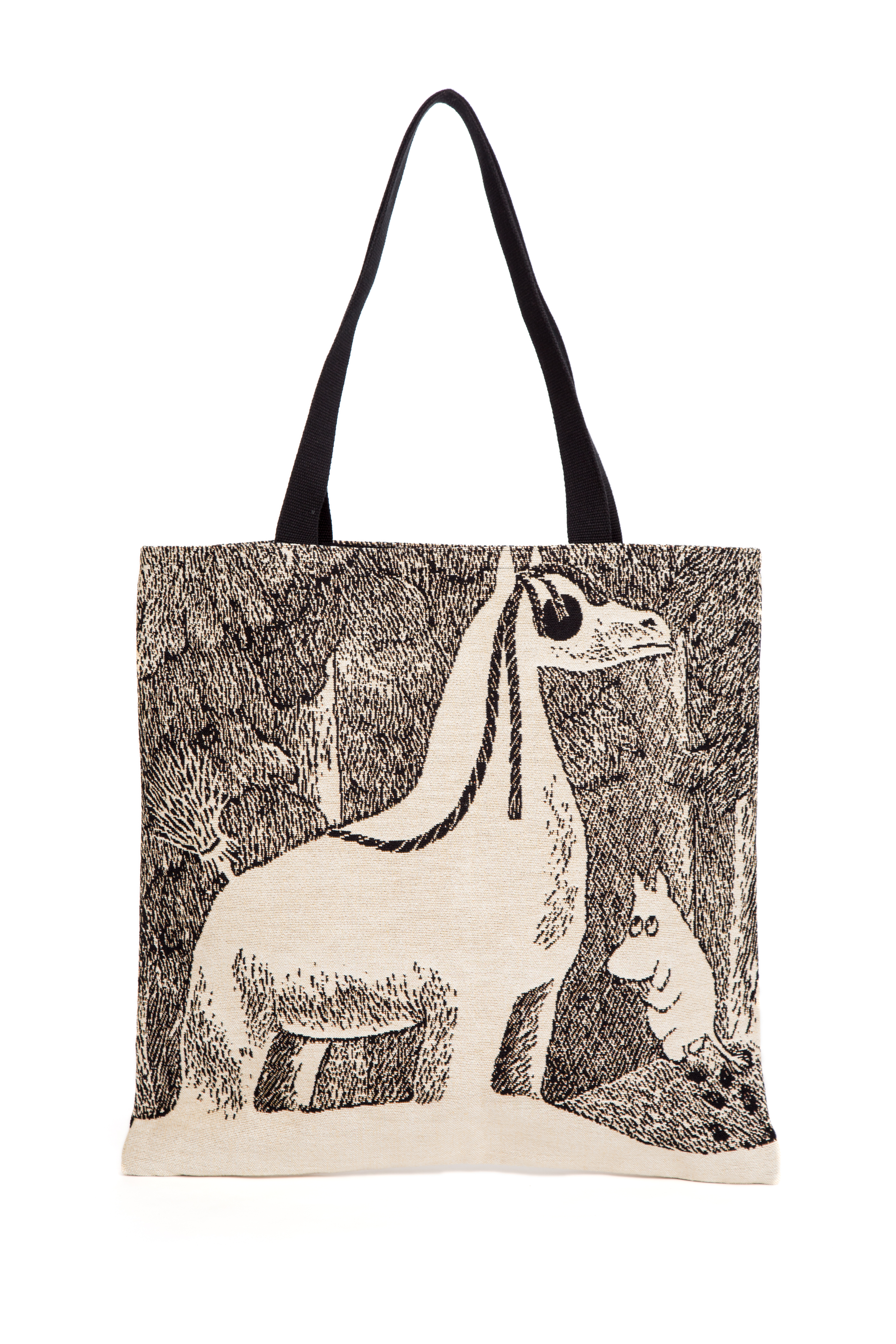 Aurora Decorari Moomin Gobelin Big Bag Snowhorse 111BB
