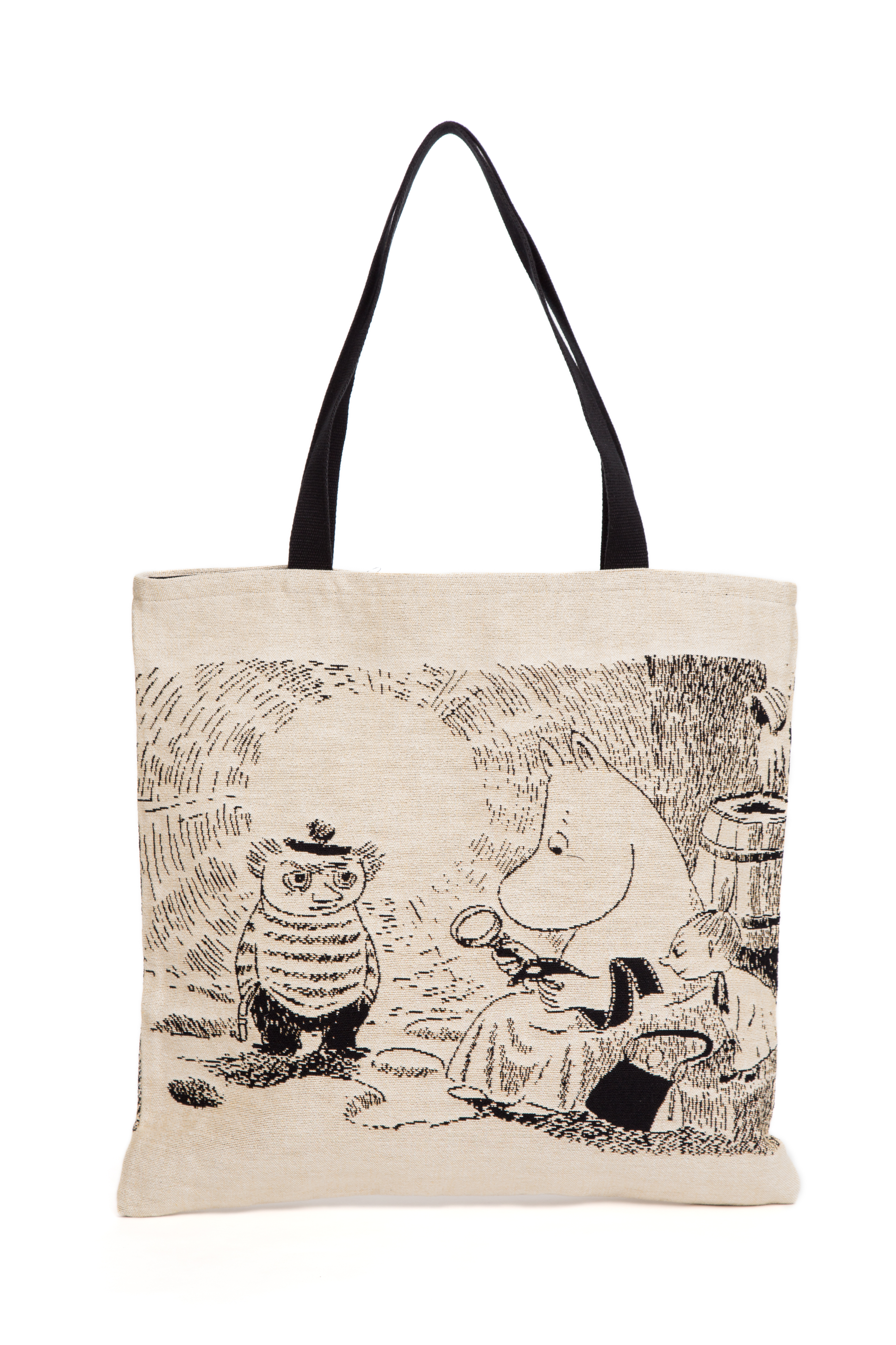 Aurora Decorari Moomin Gobelin Big Bag Magnifying Glass 113BB
