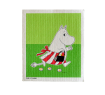 OPTO DISH CLOTH MOOMIN MAMA GREEN