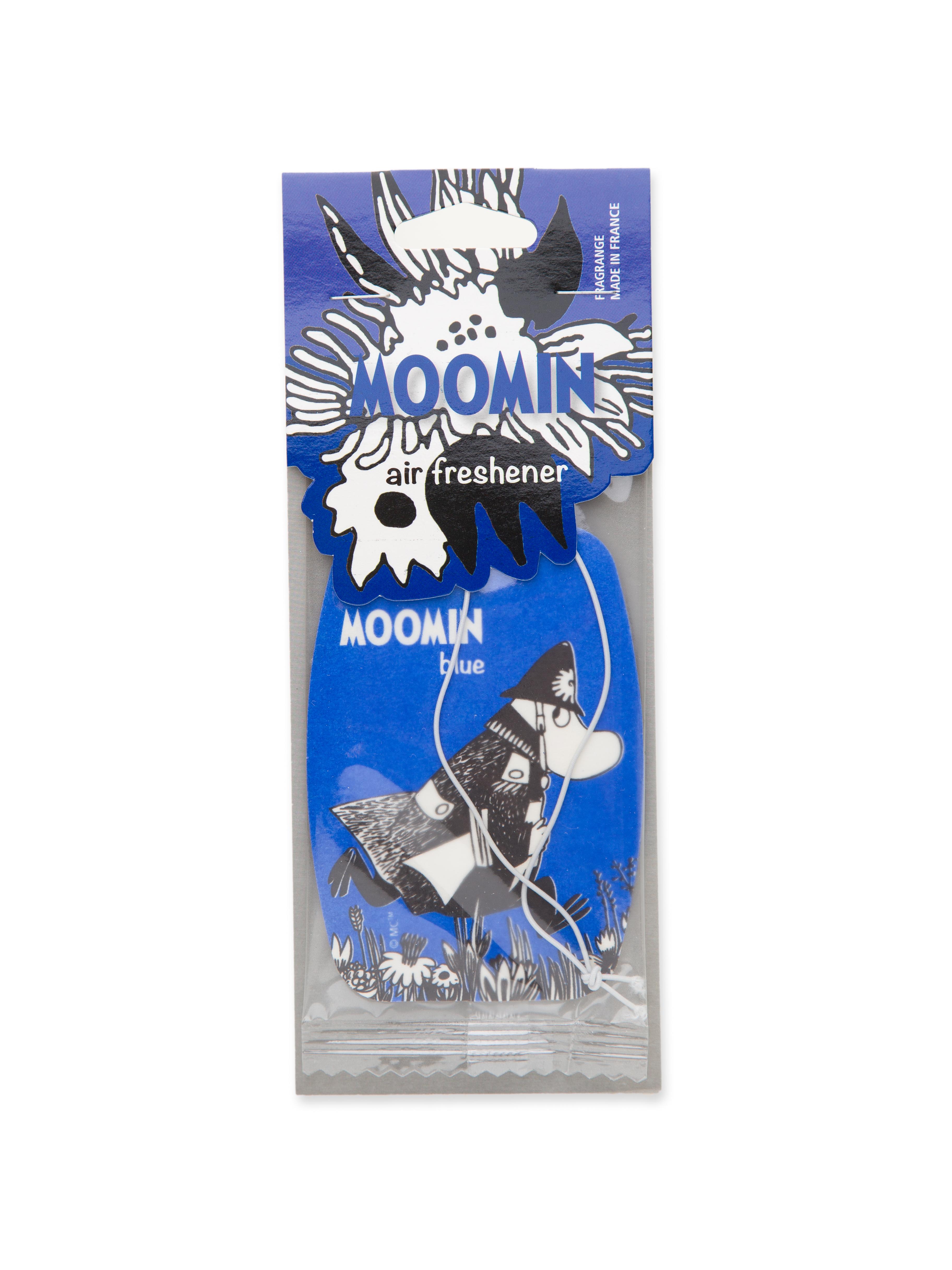 Aurora Decorari Moomin Air Freshener 151FLM Police Blue