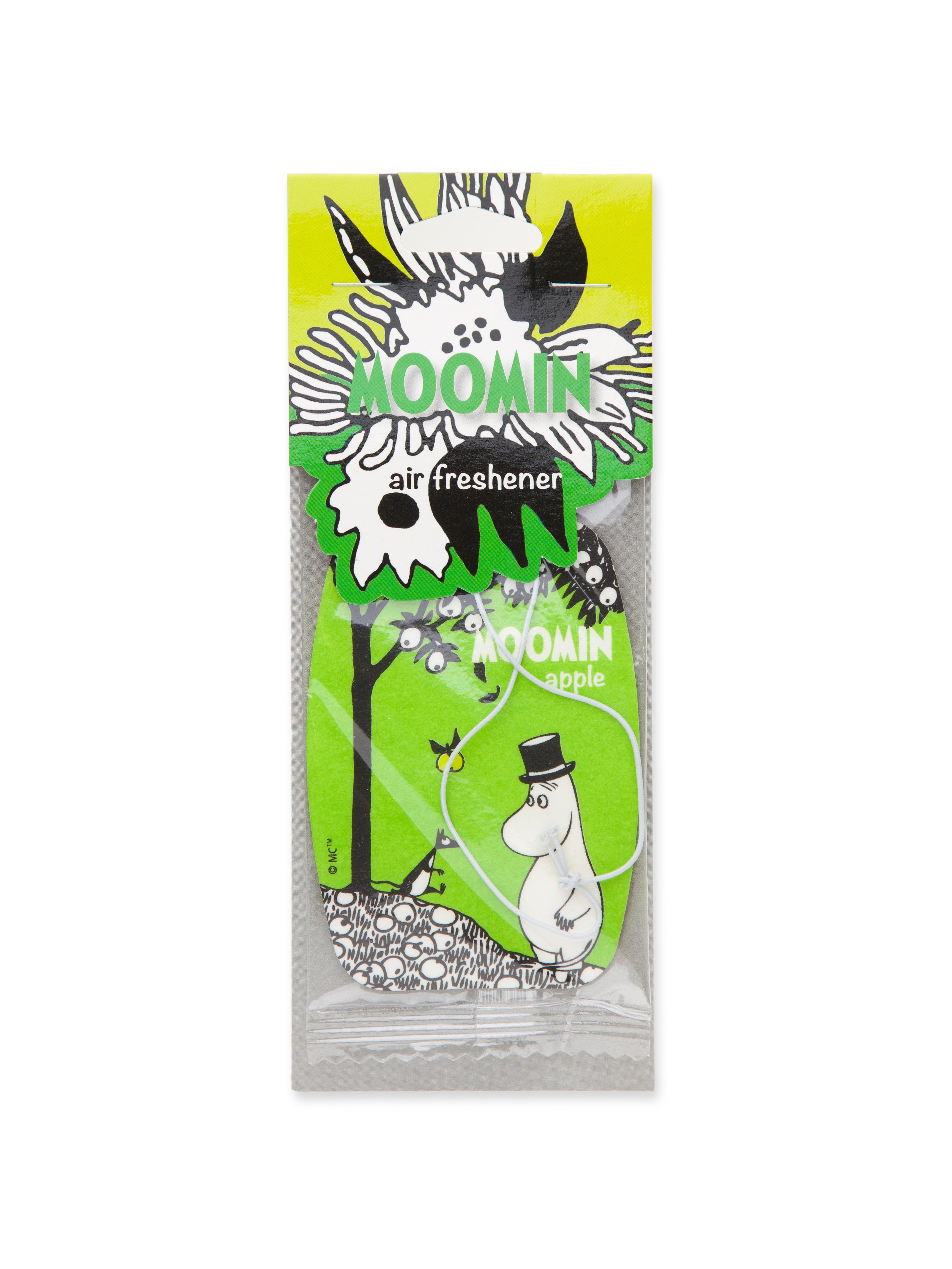 Aurora Decorari Moomin Air Freshener 156FLM Moominpappa Apple