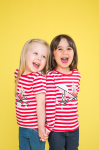 Martinex Moomin JUICE T-SHIRT STRIPE