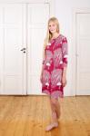 Martinex Rain nightgown red
