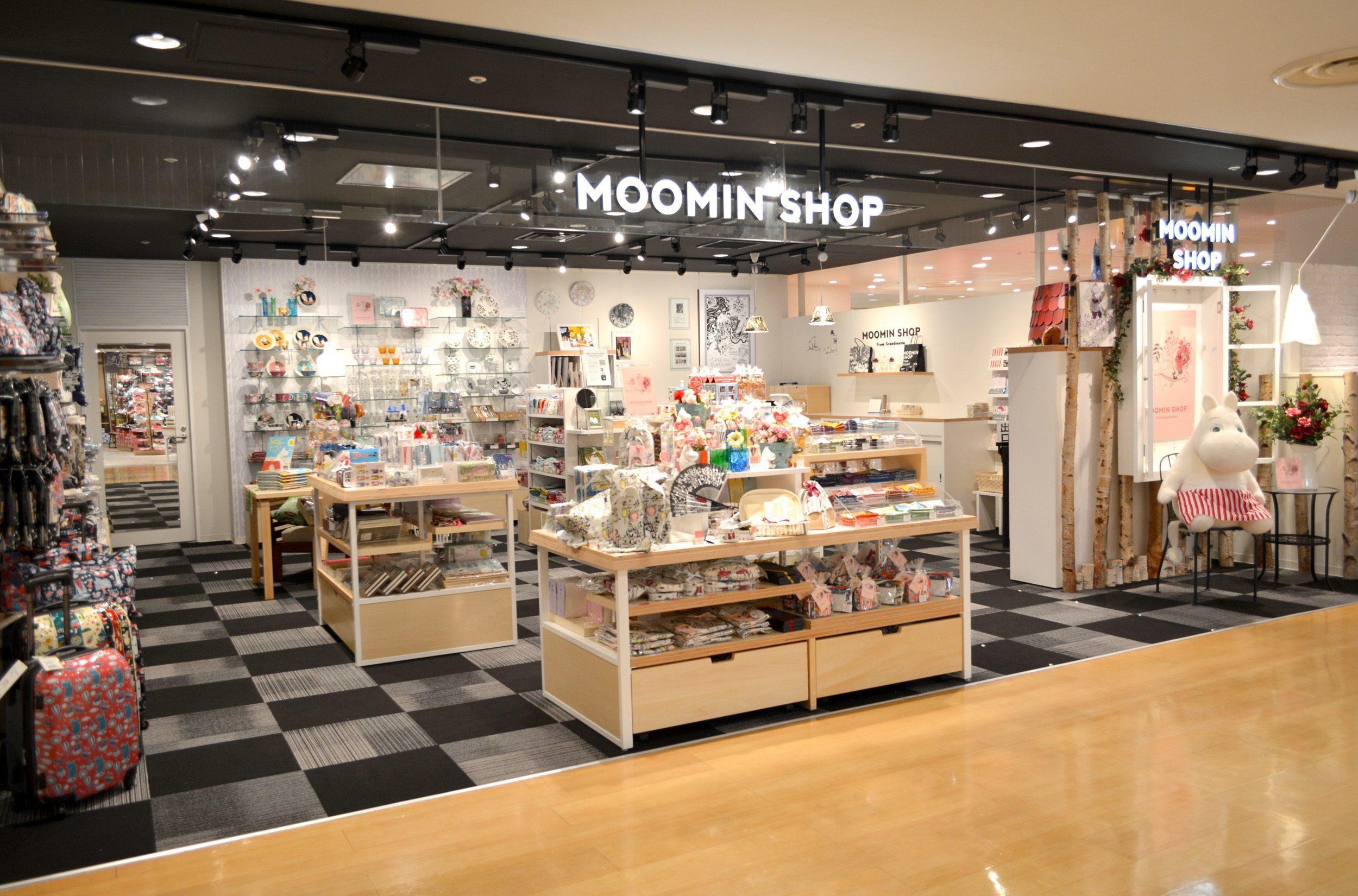 MOOMIN-SHOP-LUMINE-Kitasenju_1