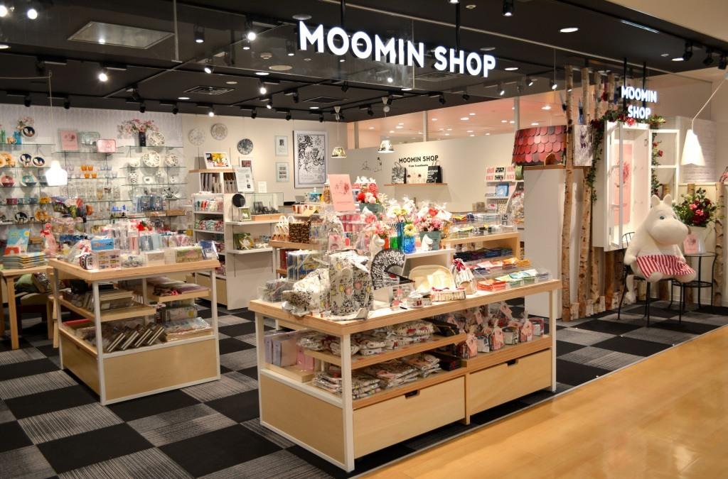 MOOMIN SHOP LUMINE Kitasenju_2