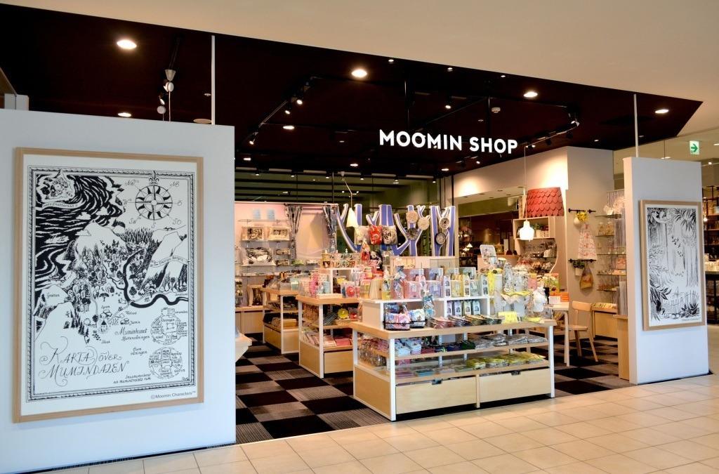 MOOMIN SHOP Nagoya LACHIC_2