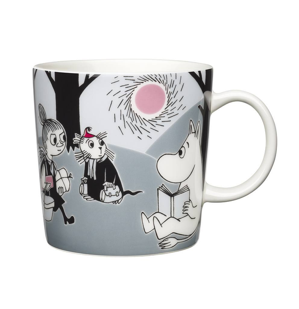 by Arabia Moomin mug Adventure