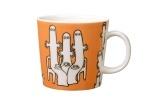 by Arabia Moomin mug Hattifatteners