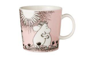 by Arabia Moomin mug Love