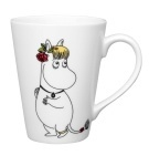 by Arabia Moomin mug Lovestory
