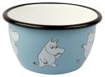 Muurla enamel bowl 6dl Retro Moomin