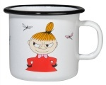 Muurla enamel mug 2,5dl Colors Little My