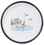 Muurla enamel plate 18cm Colors Little My