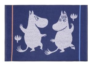 Finlayson Magic Moomin Hand Towel blue