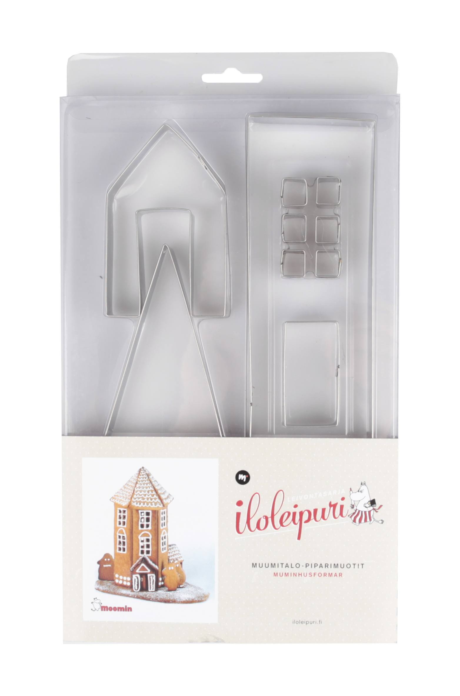 Moomin house cookie cutter
