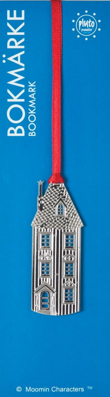 Pluto Bookmark Moomin House