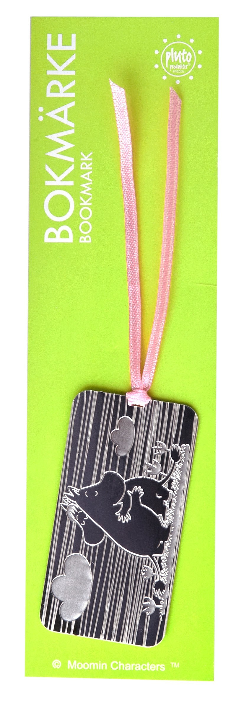 Pluto Bookmark Moomin Hug