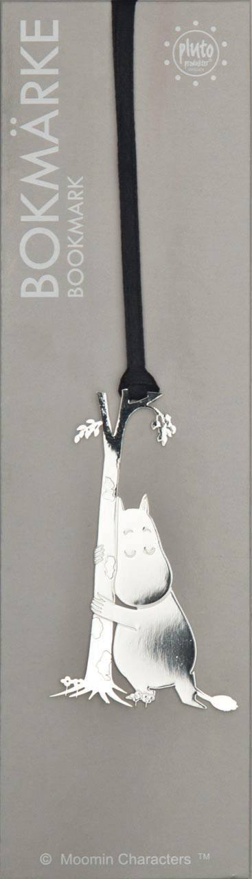 Pluto Bookmark Moomin Tree