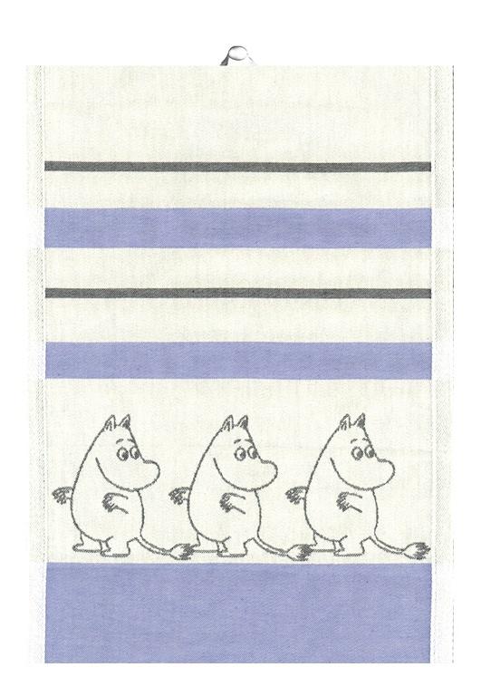 Ekelund Towel Moomin 2015 35x50cm