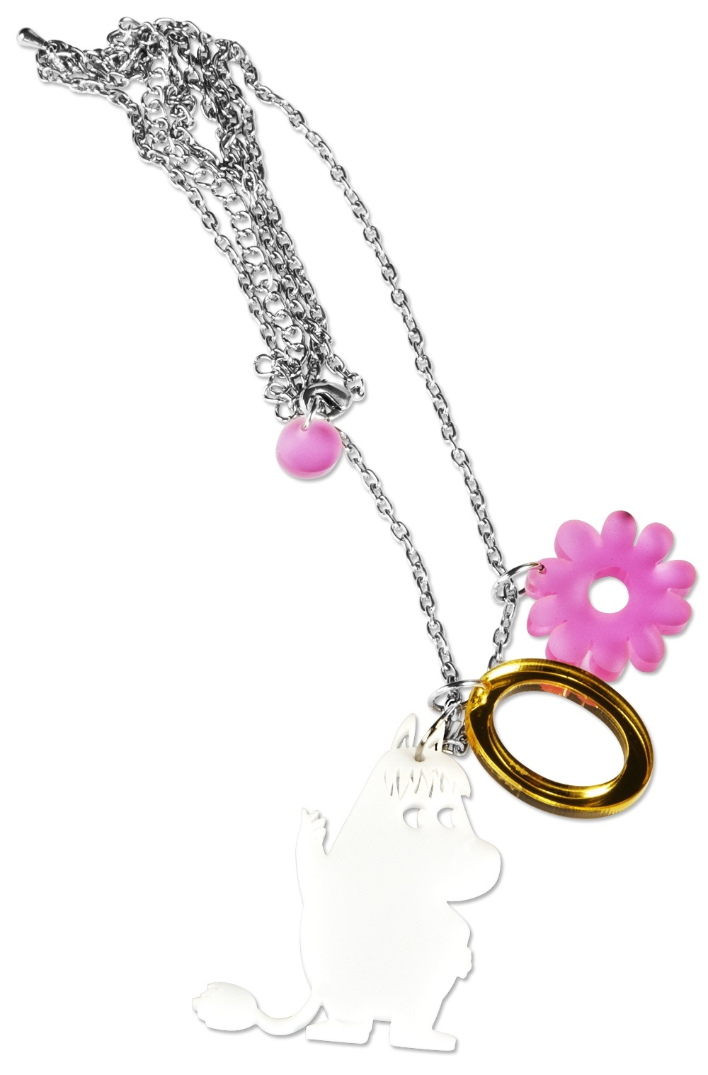 Pluto Necklace Snorkmaiden