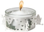 Pluto Tea Light Holders Moomin Family