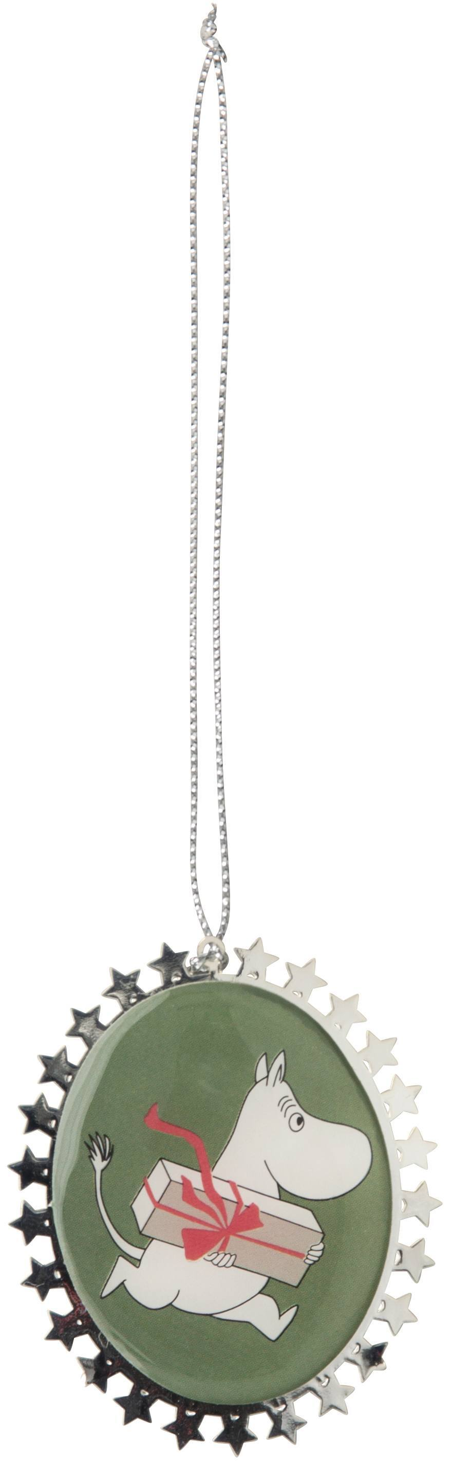 Pluto Medallion Moomin