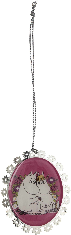 Pluto Medallion Moomin & Snorkmaiden