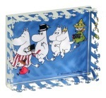 Pluto Fridge Magnet Moomin Family