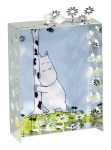 Pluto Fridge Magnet Moomin Tree