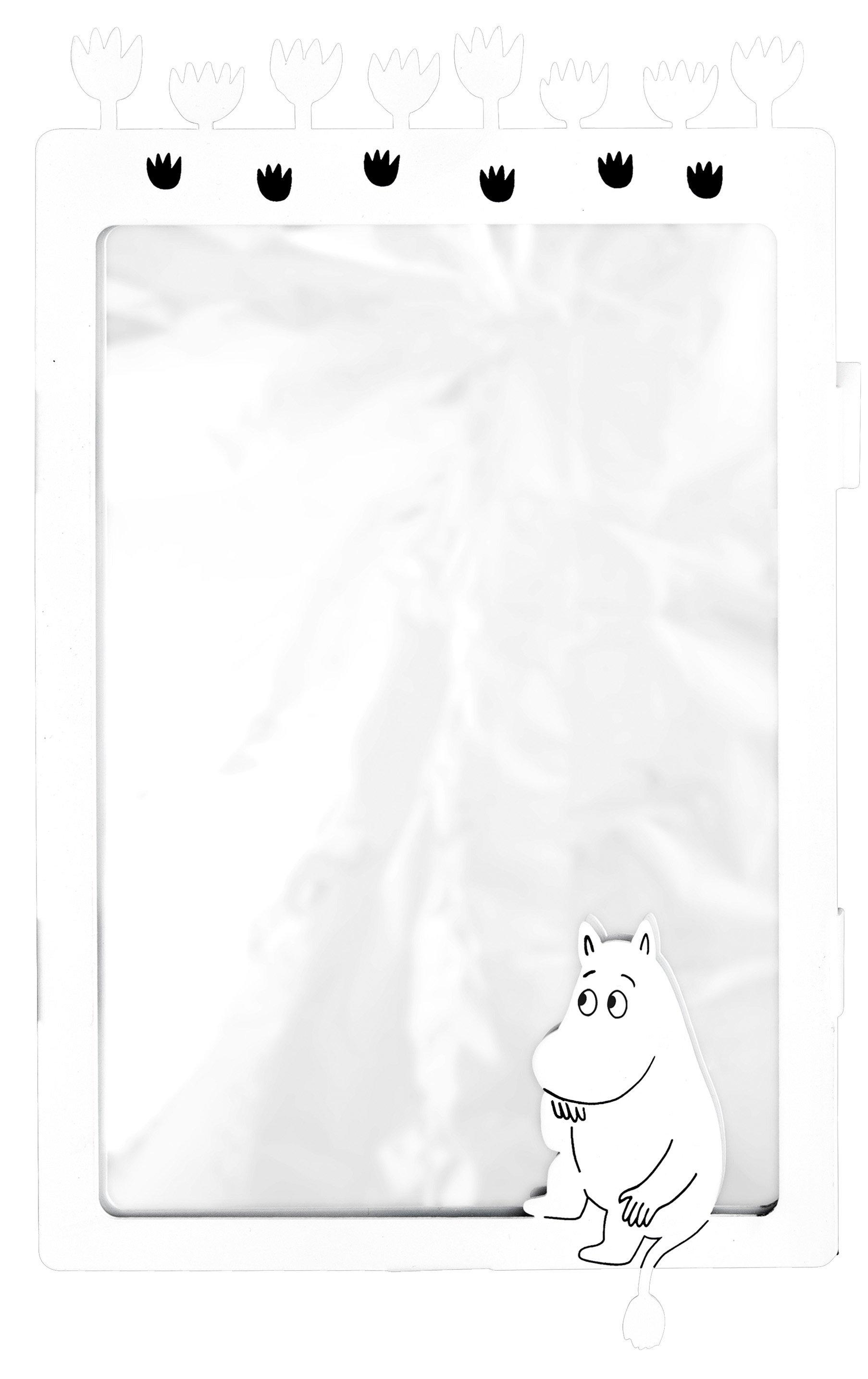 Pluto Mirror Moomin