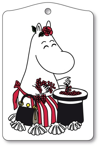 OPTO Cutting Board 30x20 Moomin mother
