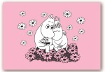 OPTO Table Mat 40x30 Moomin Love