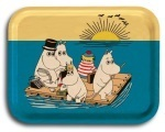 OPTO Tray 27x20 Moomin Sunset
