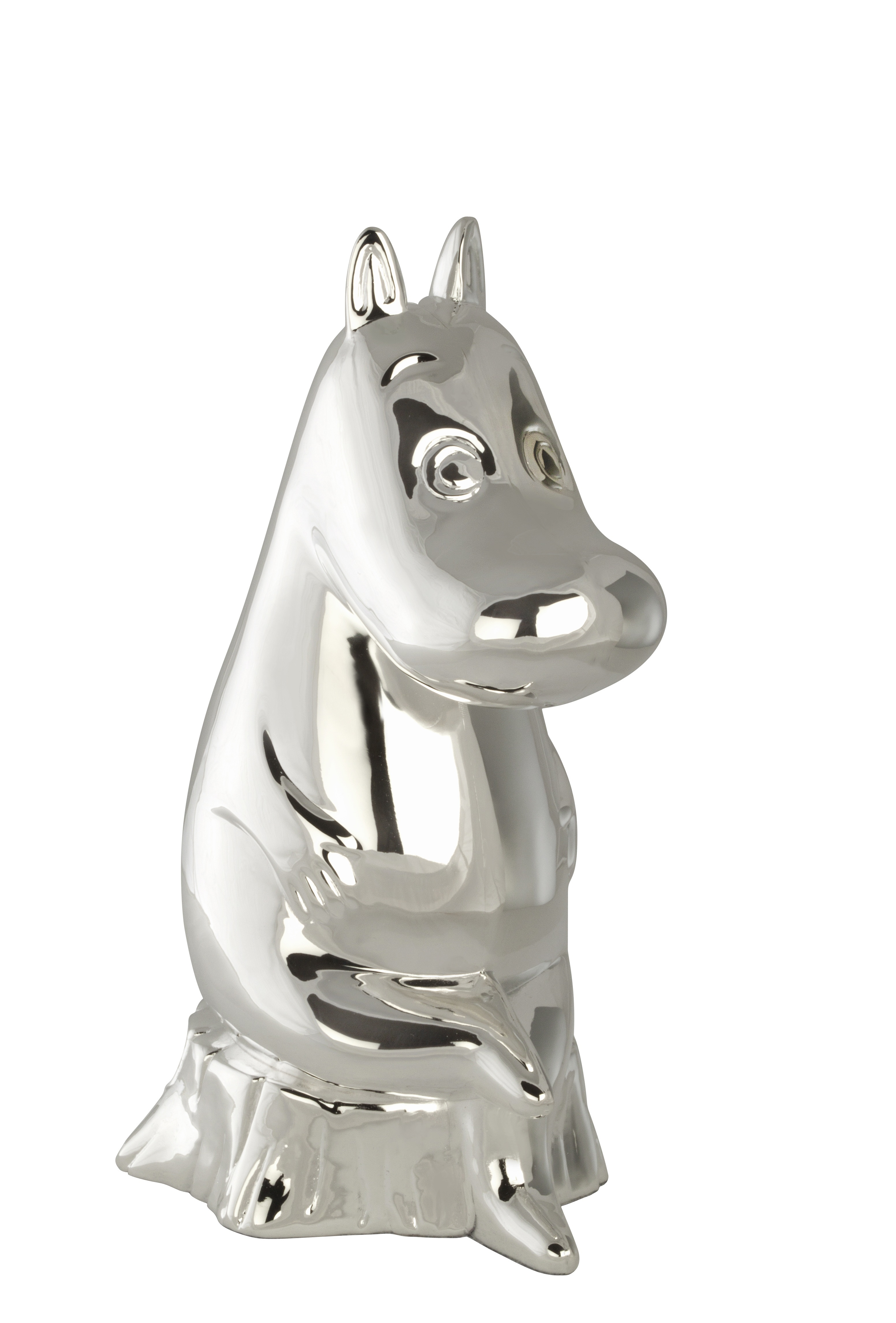 Nordahl Money Bank Moomin - Silverplated