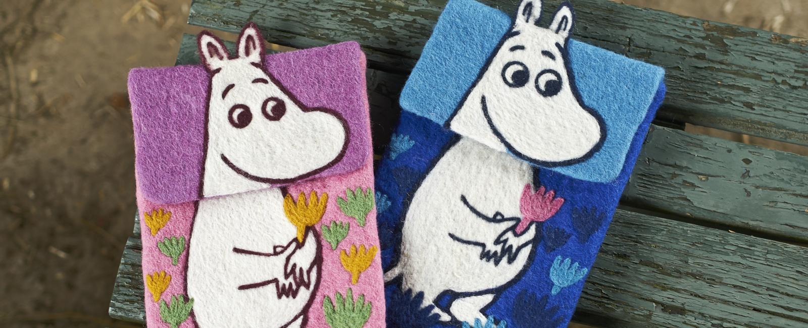 Klippan 187 Moomin Products