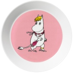 by Arabia Moomin plate Snorkmaiden