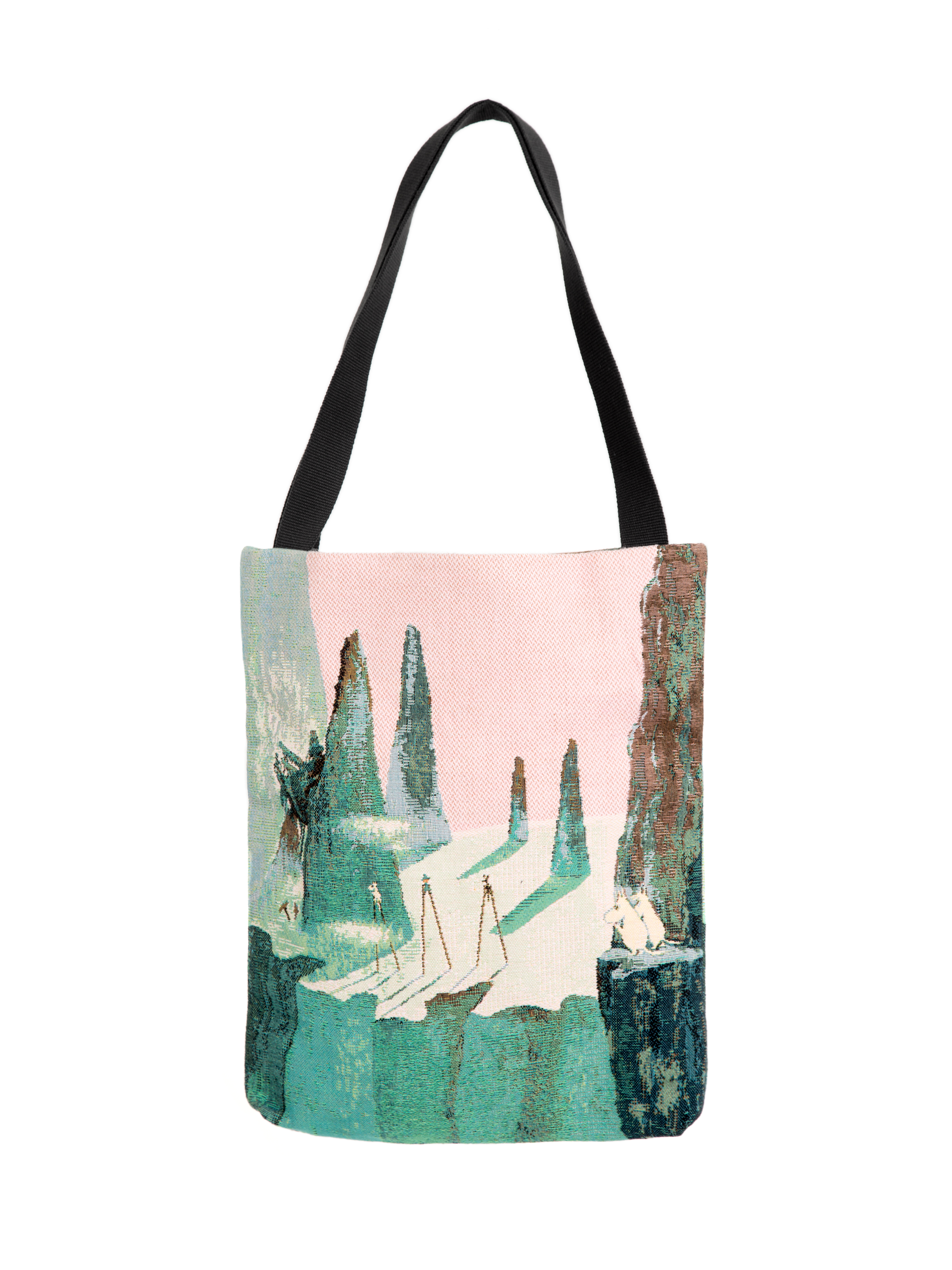Aurora Decorari Moomin Gobelin Shopping Bag Moomin Comet 204BSM