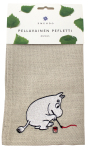 Emendo Moomin sauna seat cover 40x50 cm, colorful