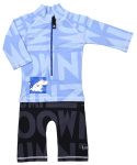 Swimpy by Tilda's Moomin blue UV suit
