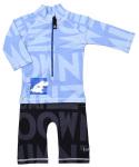 Swimpy by Tilda's Moomin blue UV suit