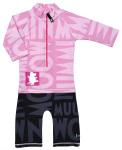 Swimpy by Tilda's Moomin pink UV suit